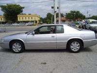 Options Included: N/A2000 Cadillac Eldorado ESC,