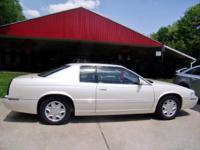 2000 Cadillac Eldorado ESC. Air conditioning, alloy