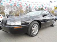 Options:  2000 Cadillac Eldorado Etc 2Dr