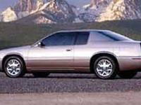 2000 Cadillac Eldorado Touring ETC For