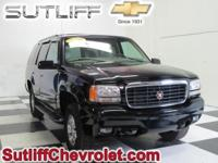 Options Included: N/A4X4! Move quickly! Cadillac has