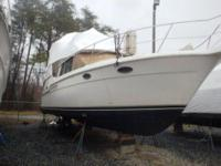 2000 Carver 356 Motor Yacht Updated version of Carver