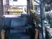 This is a 2000 model year case 1840 skid steer, it