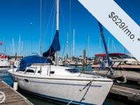 "- Stock #077250 - ""Catalina Yachts' chief designer,"