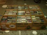 this is old inventory left over from CD ALLEY record