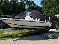 For sale is a 2000 Century 2100 center console with