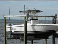 2000 Century Boats 2600 Center Console, great boat in