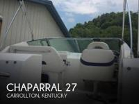 2000 Chaparral 27 - Stock #085616 -