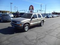 Very Spacious Chevrolet Blazer LS 4x4! Please call  or