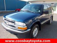 Options Included: N/AThis terrific 2000 Chevrolet