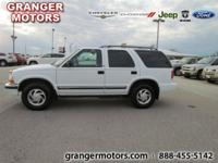 Options Included: N/AThis 2000 Chevrolet Blazer LT 4x4