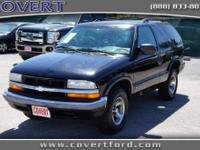 Price Leader!! 2000 Chevrolet Blazer LS package. Only