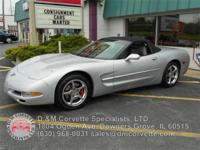 Canadian delivered 2000 Corvette Convertible. Exported
