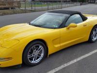 2000 C5 CorvetteConvertible - Millennium