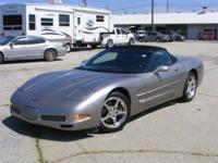 This 2000 Chevrolet Corvette is offered exclusively by