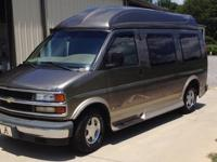 2000 Chevrolet Express Van Choo Choo Custom Conversion