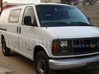 2000 Chevrolet Express 2500 Van  Low Miles: