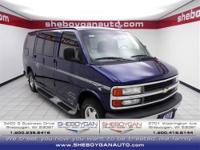 2000 Chevrolet Express Van Conversion
