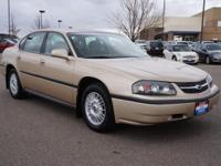 2000 Chevrolet Impala 4dr Car Our Location is: Davidson