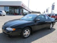 Options Included: Clean Carfax, SS Series, Leather,