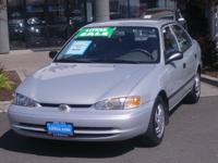 Options Included: N/AAwesome fuel economy car ready to
