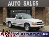 Options:  2000 Chevrolet S-10|All Original And Super