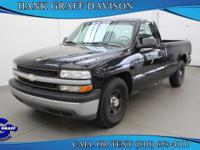 Introducing the 2000 Chevrolet Silverado 1500! This is