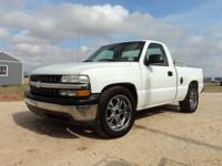 Options Included: N/AVERY CLEAN PICKUP!! This single
