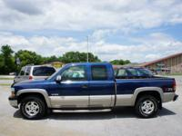 Check out this 2000 Chevrolet Silverado 1500 LS. Priced