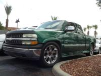 Vortec 5.3L V8 SFI and 4-Speed Automatic. Extended Cab!