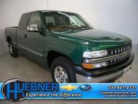 Options Included: N/AThis 2000 Chevrolet Silverado 1500