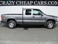 Options Included: N/AEXTENDED CAB, 4WD... *OAKFIELD -