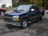 2000 Chevrolet Silverado 1500 LT Z71 This work truck