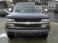Z-71 4x4 Leather Extended Cab! Bedliner! Runs and