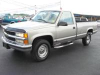 Options Included: N/A2000 Chevrolet Silverado 2500/