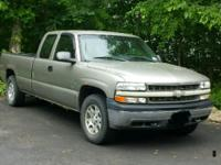 2000 Chevrolet Silverado truck 1500 98K clean, 8 foot