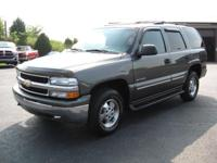 Options Included: N/A2000 Chevrolet Tahoe LS 4x4 - This
