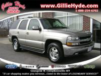 Check out this Great Local Trade! This LOADED Tahoe