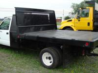 STOCK # JR-01. 2000CHEVY   2000 CHEVY 3500 9' FLAT