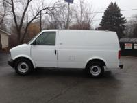 I am selling a 2000 Chevy Astro Van Cargo. It is