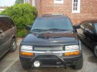 2000 Chevy blazer ----139,275 miles,,,,ask for Elliot #