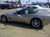 For sale is a 2000 Chevy C5 Corvette with the LS1, 5.