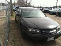 Parting out a 2000 Chevy Impala. This automobile has