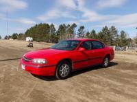 2000 Chevy Impala 3.4L/V6, AutoTransmission, FWD 171K