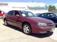 Fresh on the lot at J&C Auto Sales! 2000 Chevrolet