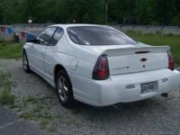 2000 Monte Caro Fully Loaded: Black leather interior,
