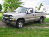 I am selling my 2000 Chevy Silverado 1500 LS Z71 with