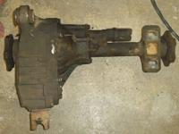 2000 Chevrolet Silverado Front Differential. 3.73 Gear