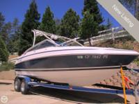 - Stock #79652 - This 2000 Chris-Craft 210 BR is a one