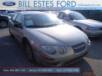 Options Included: N/AThis 2000 Chrysler 300M comes with